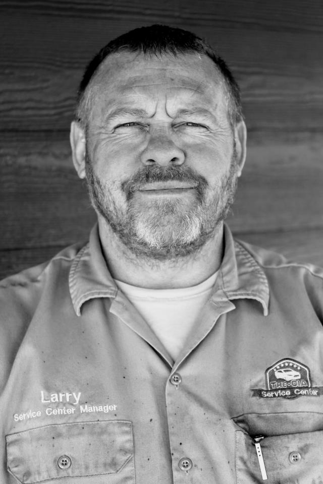 Larry Grube - Service Center Manager